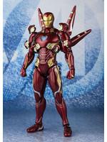 Avengers: Endgame - Iron Man MK50 Nano Weapon Set 2 - S.H. Figuarts
