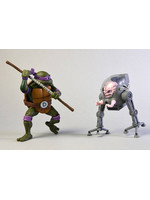 Turtles - Donatello vs Krang in Bubble Walker 2-Pack