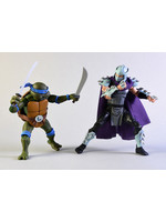 Turtles - Leonardo vs Shredder 2-Pack
