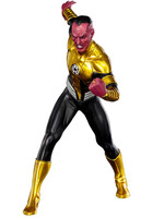 DC Comics - Sinestro (The New 52) - Artfx+