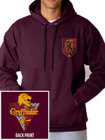 Harry Potter - House Gryffindor Hooded Sweater