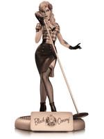 DC Comics Bombshells - Black Canary Sepia Variant Statue