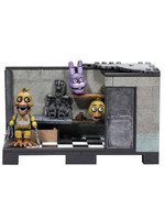 Five Nights at Freddy's - Medium Construction Set Backstage (Classic Series)