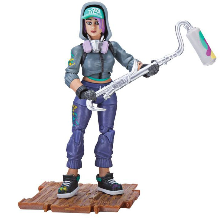 Fortnite - Teknique Solo Mode Action Figure