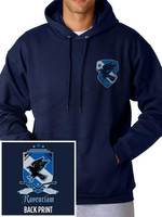 Harry Potter - House Ravenclaw Hooded Sweater