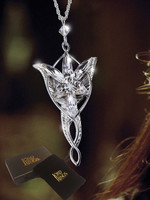 Lord of the Rings - Arwens Evenstar Pendant (silver plated)