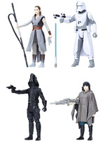Star Wars Force Link - Battle on Crait 4-Pack