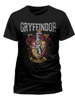 Harry Potter - Gryffindor Varsity Crest T-Shirt