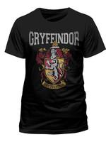 Harry Potter - Gryffindor Varsity Crest T-Shirt