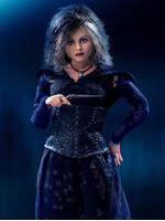 Harry Potter - Bellatrix Lestrange Real Master Series