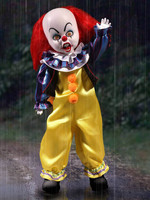 It - Living Dead Dolls Doll Pennywise 1990