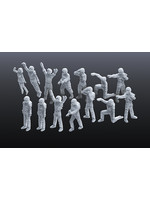 Builders Parts HD MS Figure 01 - 1/100