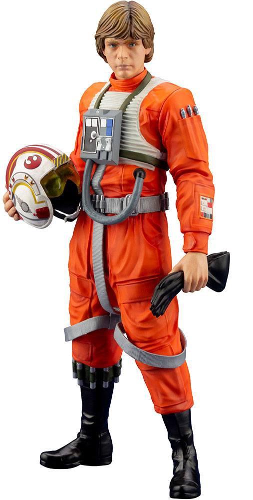 Star Wars - Luke Skywalker X-Wing Pilot - Artfx+