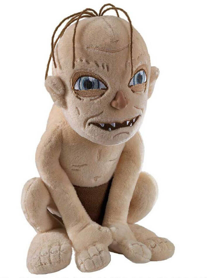 Lord of the Rings - Gollum Plush - 23 cm
