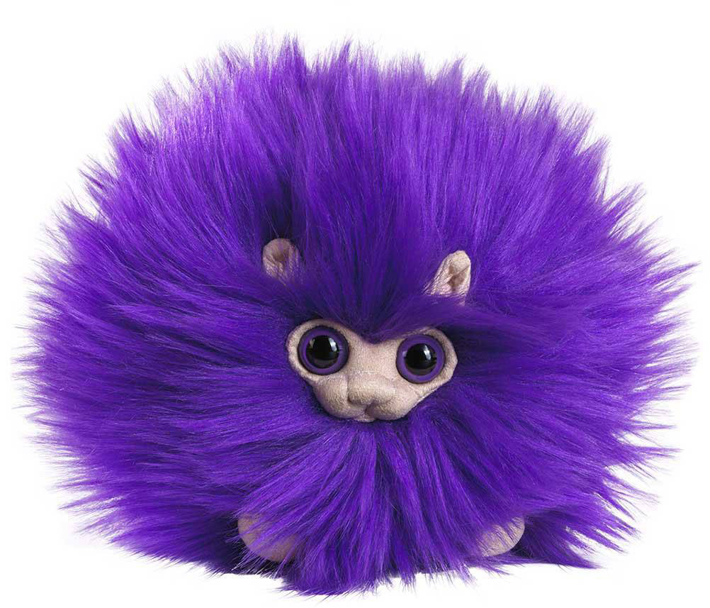 Harry Potter - Pygmy Puff Purple Plush
