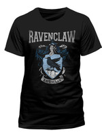 Harry Potter - Ravenclaw Varsity Crest T-Shirt