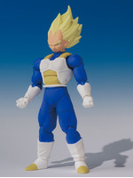 Dragon Ball Z Renewal Shodo - Super Saiyan Vegeta