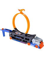 Hot Wheels - Stunt & Go Track Set