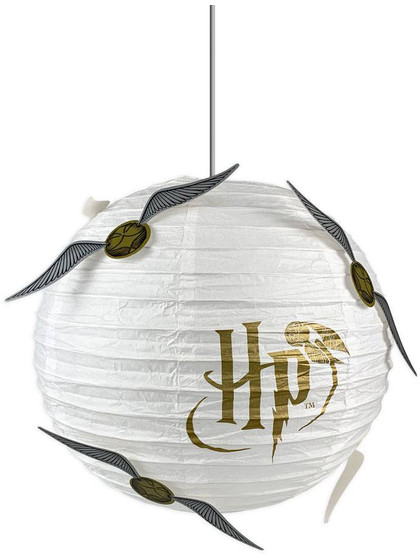 Harry Potter - Golden Snitch Paper Light Shade