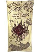 Harry Potter - Marauder's Map Towel - 150 x 75 cm