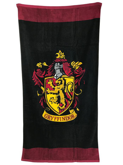 Harry Potter - Gryffindor Towel - 150 x 75 cm