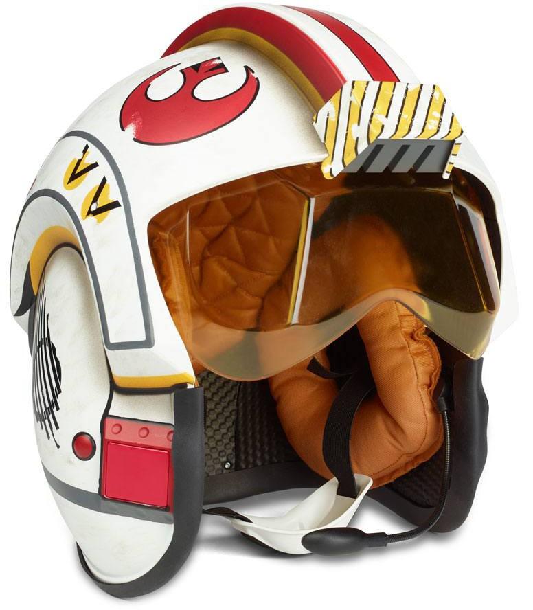 Star Wars Black Series - Luke Skywalker Premium Electronic Helmet