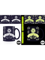 Harry Potter - Lumos Glow in the Dark Mug