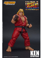 Ultra Street Fighter II: The Final Challengers - Ken - 1/12