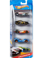 Hot Wheels 5-Car Pack