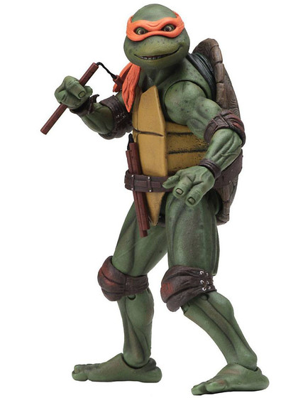 Turtles - Michelangelo 1990 - 18 cm