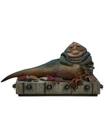Star Wars Episode VI - Jabba the Hutt & Throne Deluxe - 1/6