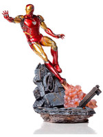Avengers Endgame - Iron Man Mark LXXXV Statue - Art Scale