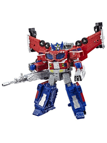 Transformers Siege War for Cybertron - Optimus Prime Leader Class
