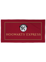 Harry Potter - Hogwarts Express Towel - 140 x 70 cm