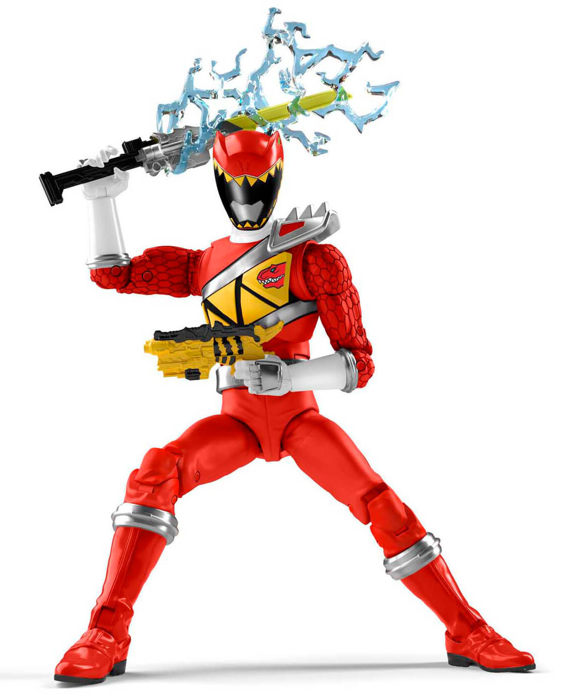 Power Rangers Lightning Collection - Red Ranger