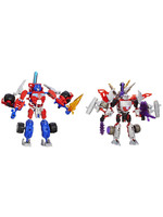 Transformers Construct-Bots - Optimus Prime Vs. Megatron