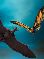 Godzilla: King of the Monsters - Mothra & Rodan - S.H. MonsterArts