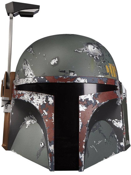 Star Wars Black Series - Boba Fett Premium Electronic Helmet