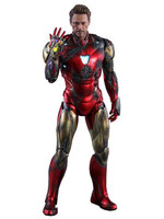 Avengers: Endgame - Diecast Iron Man Mark LXXXV Battle Damaged MMS - 1/6