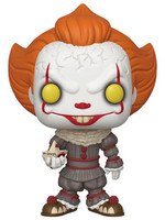 Super Sized POP! Vinyl - Stephen King's It 2 Pennywise w/ Boat