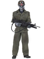 S.O.D. - Sgt. D Retro Action Figure