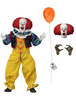 Stephen King's It 1990 - Pennywise Retro Action Figure