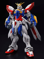 Hi-Res Model God Gundam - 1/100