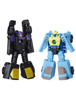 Transformers Siege War for Cybertron - Blackjack & Hyperdrive Micro Master