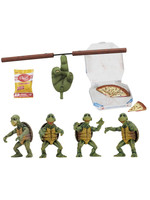 Turtles - Baby Turtles 4-Pack - 1/4