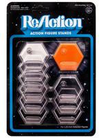 Super7 ReAction Figure Stands 10-pack