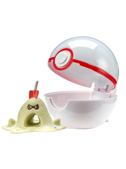 Pokemon - Sandygast Clip´n´Go Poké Ball
