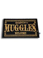 Harry Potter - Muggles Welcome Doormat - 43 x 72 cm