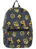 Harry Potter - Hufflepuff Patches Backpack