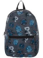 Harry Potter - Ravenclaw Patches Backpack